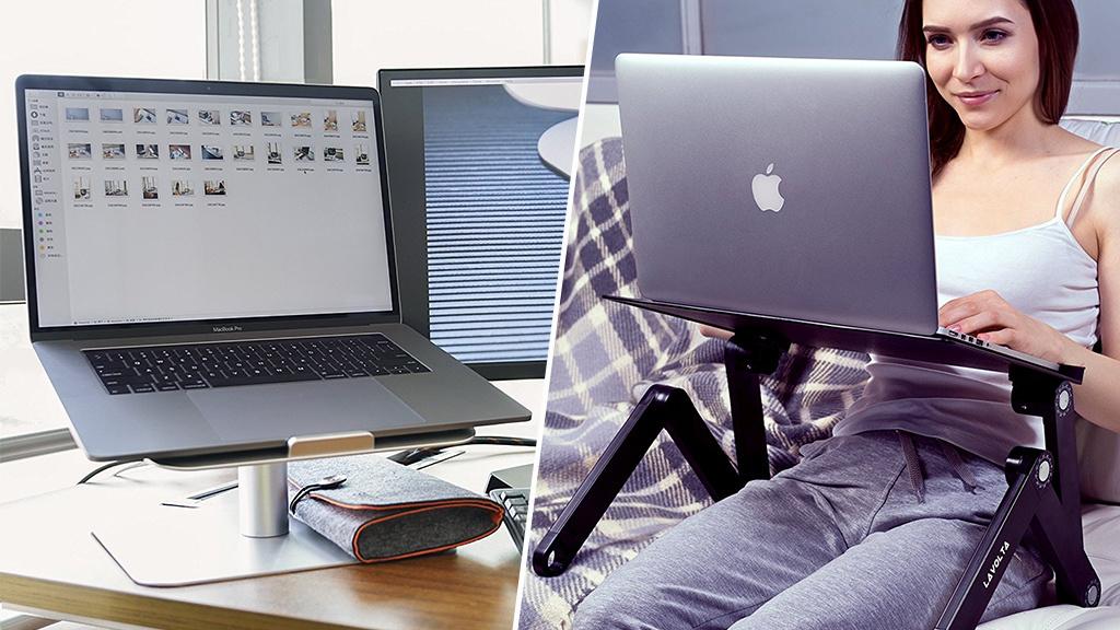 Laptopständer: Das unterschätzte Zubehör