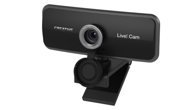 Webcams im Test: Creative Live! Sync Cam 1080p©CREATIVE