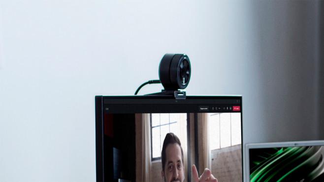 Webcams im Test: Razer Kiyo Pro©Razer