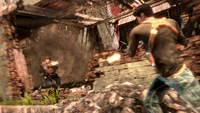 Bestes Konsolenspiel: Uncharted 2 – Among Thieves