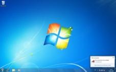 Windows 7: Wallpaper©COMPUTER BILD