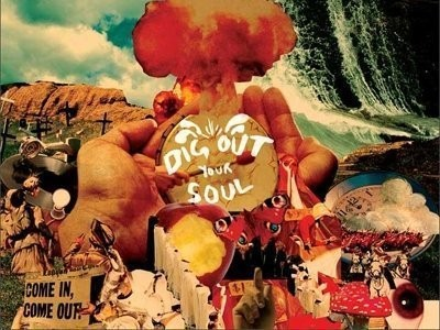 CD-Cover: Oasis – Dig Out Your Soul