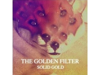 CD-Cover: The Golden Filter – Solid Gold