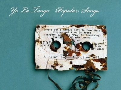 CD-Cover: Yo La Tengo – Popular Songs