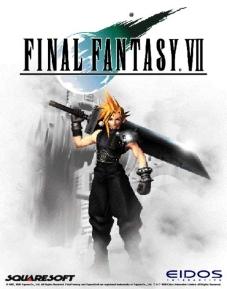 Rollenspiel Final Fantasy 7: Cover