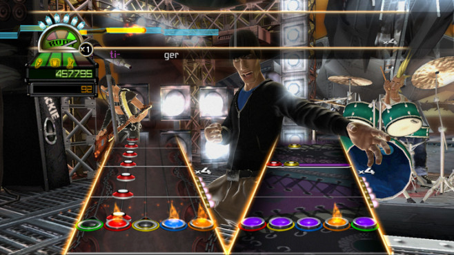 Gewinner Lara Award 2009: Guitar Hero – World Tour