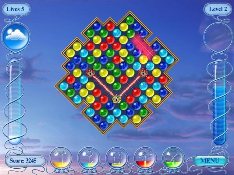 Screenshot 1 - Voyage Puzzle