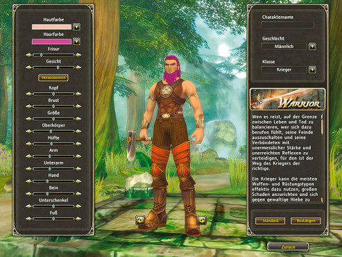 Client-Spiele: Runes of Magic