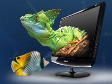Desktop gratis mit Wallpapern und Bildschirmschonern aufpeppen Hübsche Motive für Ihren Desktop finden Sie im Special Wallpaper & Screensaver.