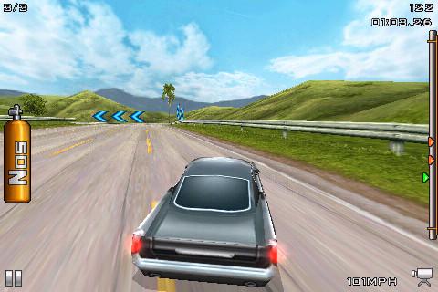 10 tolle iPhone-Spiele zum Nulltarif Fast & Furious Test Drive: Wer bremst, verliert! ©10 tolle iPhone-Spiele zum Nulltarif Fast & Furious Test Drive: Wer bremst, verliert!
