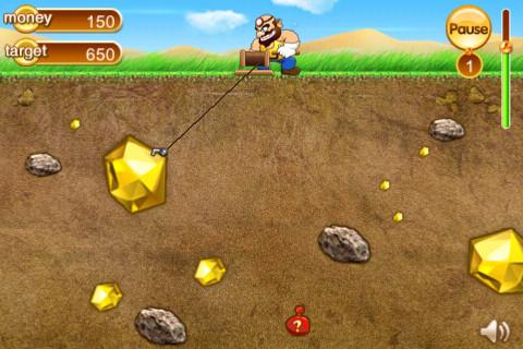 10 tolle iPhone-Spiele zum Nulltarif Golden Miner Free: Greifen Sie nach Edelmetall ©10 tolle iPhone-Spiele zum Nulltarif Golden Miner Free: Greifen Sie nach Edelmetall