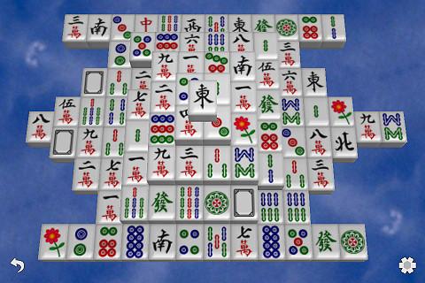 10 tolle iPhone-Spiele zum Nulltarif Moonlight Mahjong Lite: Fernöstliches Steineschieben in 3D ©10 tolle iPhone-Spiele zum Nulltarif Moonlight Mahjong Lite: Fernöstliches Steineschieben in 3D