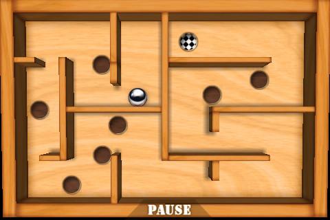 10 tolle iPhone-Spiele zum Nulltarif Wooden Labyrinth 3D Free: Ruhige Hand gefragt ©10 tolle iPhone-Spiele zum Nulltarif Wooden Labyrinth 3D Free: Ruhige Hand gefragt