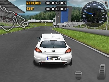 Scirocco R 24H Challenge 3D ©Scirocco R 24H Challenge 3D