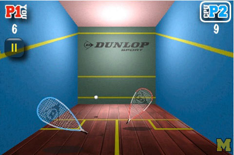 Touch Squash lite ©Touch Squash lite