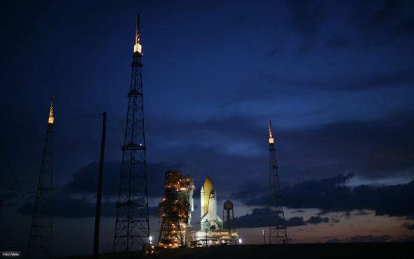 Auf Nummer sicher - von NASA/Dimitri Gerondidakis ©NASA/Dimitri Gerondidakis