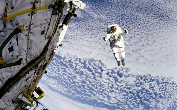 Aussteiger - von NASA ©NASA