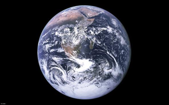 Der blaue Planet - von NASA ©NASA