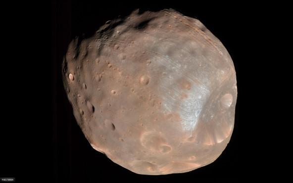 Der verdammte Mond - von NASA ©NASA