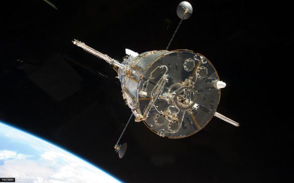 Die letzte Mission zum Hubble - von NASA ©NASA