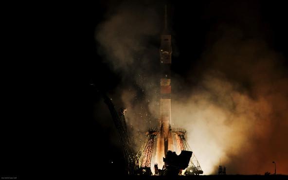 Expedition 24 - von NASA/Carlo Cioffi ©NASA/Carlo Cioffi