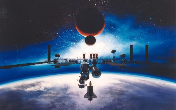 Freedom - von NASA©NASA