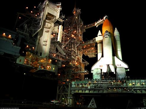 Kennedy-Space-Center - von NASA Kennedy-Space-Center (NASA-KSC) ©NASA Kennedy-Space-Center (NASA-KSC)