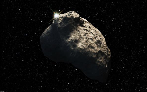 Kleinstes Objekt in der Kuiper Belt - von NASA ©NASA