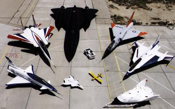 NASA-Flotte - von NASA ©NASA