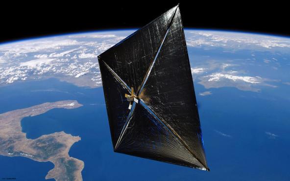 Nano Sail-D - von courtesy NASA ©courtesy NASA