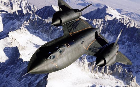 SR-71 Soars - von NASA ©NASA