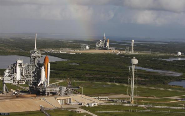 Spiegelbilder - von NASA/Troy Cryder ©NASA/Troy Cryder