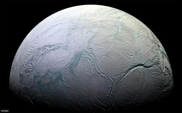 Tektonische Schlachtplatte - von NASA/Kim Shiflett ©NASA/Kim Shiflett