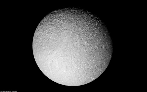 Tethys 4 - von NASA ©NASA