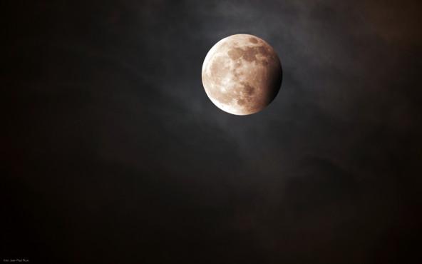 The Moon - von Jean Paul Roux ©Jean Paul Roux