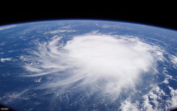 Tropensturm Chris - von NASA ©NASA