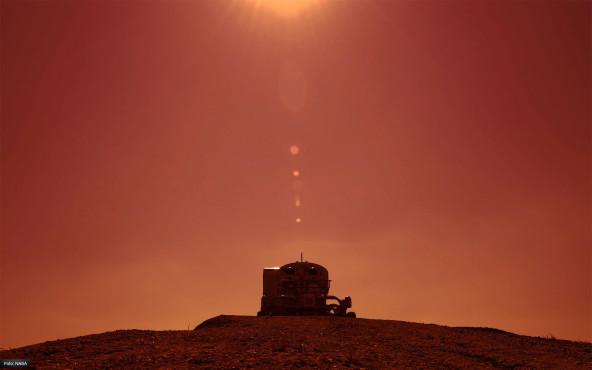 Vorbereitung für eine andere Welt - von NASA ©NASA