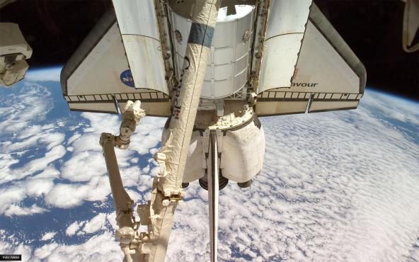 Weltansicht - von NASA ©NASA