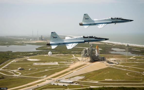 Überflug - von NASA/Troy Cryder ©NASA/Troy Cryder
