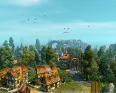 Simulation Anno 1404: Landschaft