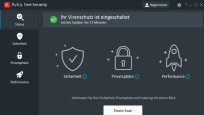 Antivirus: Avira Free Security © COMPUTER BILD