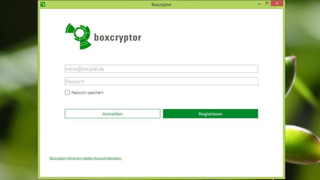 Verschlüsselung: BoxCryptor ©COMPUTER BILD
