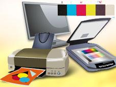 Service-Links für Drucker, Scanner und Monitore Rot ist nicht gleich Rot. Auf die Einstellung kommt es an.