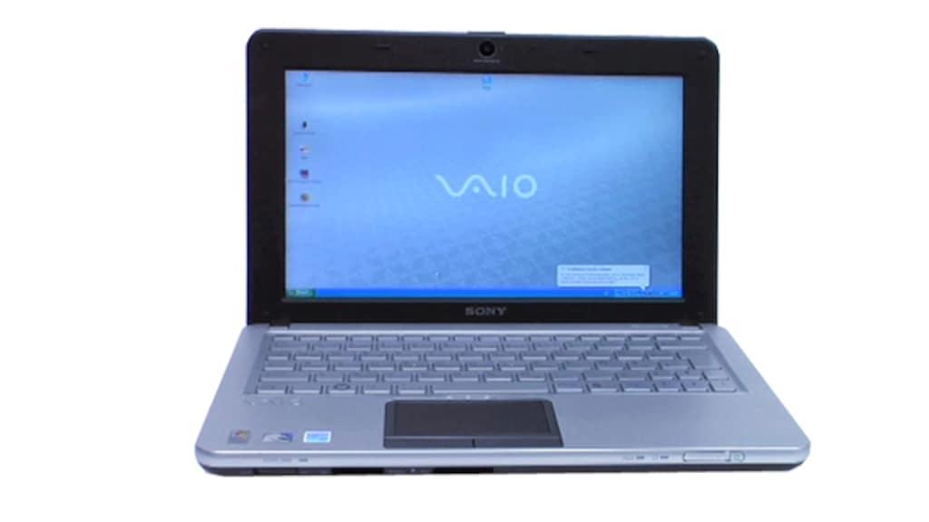 Video zum Vorab-Test: Netbook Sony Vaio W