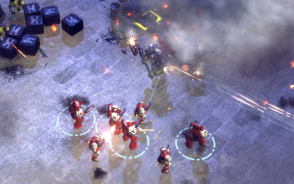 PC-Hits: Warhammer 40.000 – Dawn of War 2