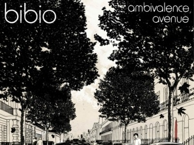 CD-Cover: Bibio – Ambivalence Avenue