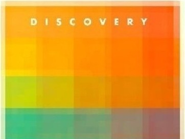 CD-Cover: Discovery – LP