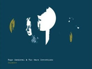CD-Cover: Hope Sandoval & The Warm Inventions – Suzanne Ep