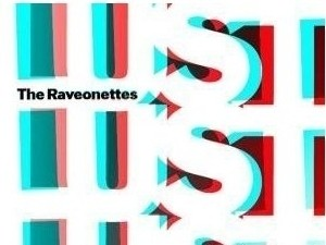 CD-Cover: The Raveonettes – Lust Lust Lust