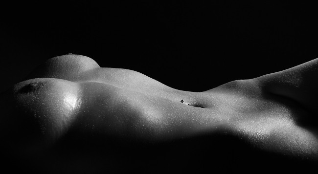 Bild: Körperlandschaft – von: nightraider4711 ©nightraider4711